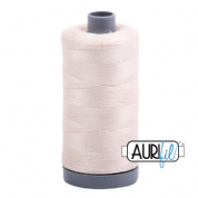 Aurifil 28 Cotton Thread - 2000 (Natural)